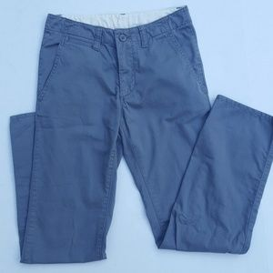 🎉Gap Kids|Twill Pants|Grey|Sz 14